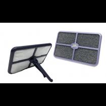 APCAR-1B 納米車箱空氣過濾網 (方形)  一套2件