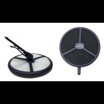APCAR-2B  納米車箱空氣過濾網 (圓形)  一套2件